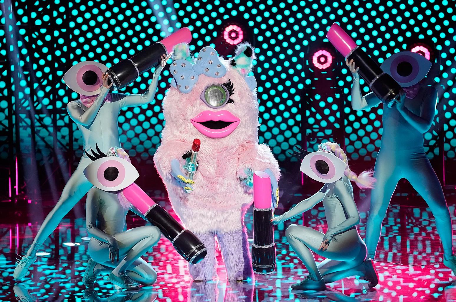 Miss Monster on The Masked Singer