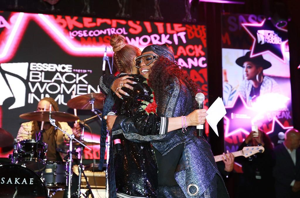 Janet Jackson & Missy Elliott, 2018