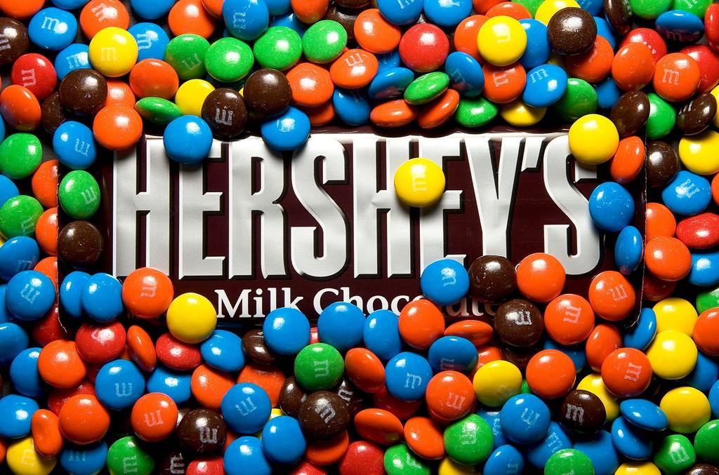 M&Ms Hershey's