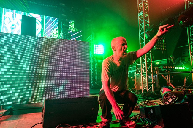 Moby,  ?2014 Hudson Music Project Festival