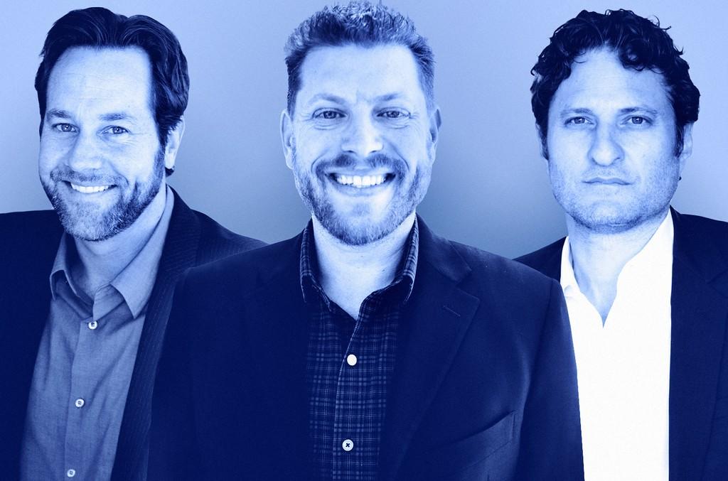 (From left) Jeremy Mohr, Josh Binder & Paul Rothenberg