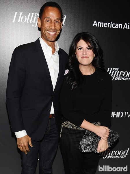 Monica Lewinsky attend The 35 Most Powerful People in Media hosted by The Hollywood Reporter