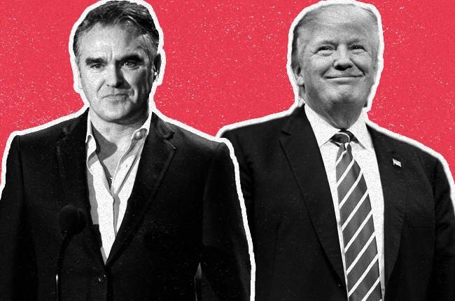 Morrissey Donald Trump