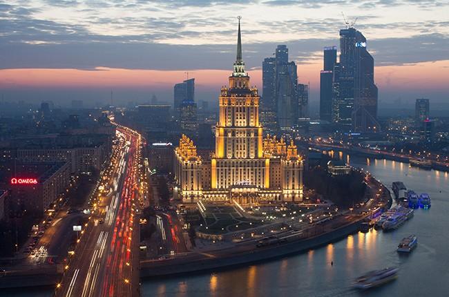Moscow Russia biz 2016