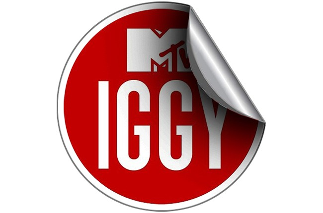 MTVIggy to to shutter.