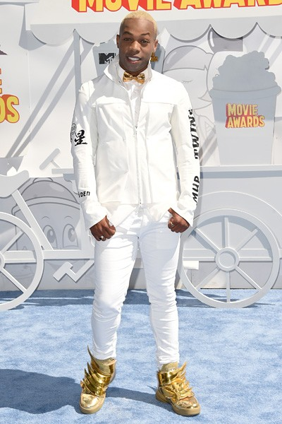 Todrick Hall MTV Movie Awards