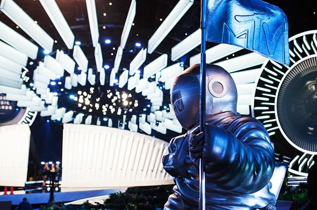 2014 MTV VMA Moomman