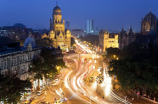 Mumbai, India 2014.
