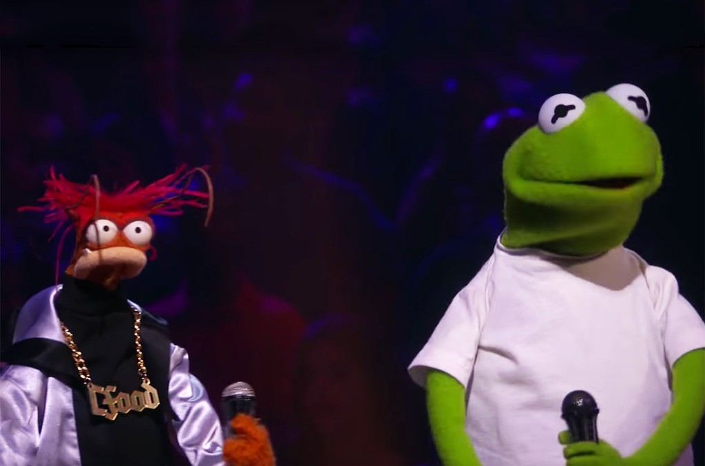 Muppets Drop the Mic