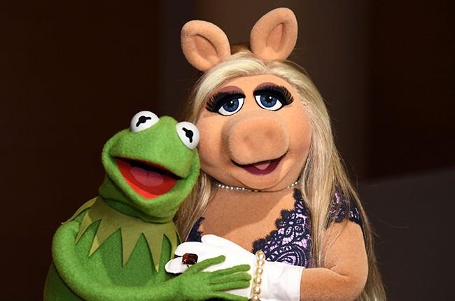 Muppets Kermit Miss Piggy 2016
