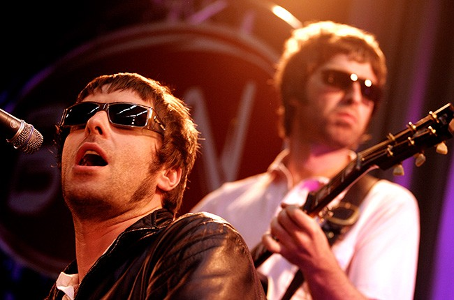 Liam Gallagher & Noel Gallagher
