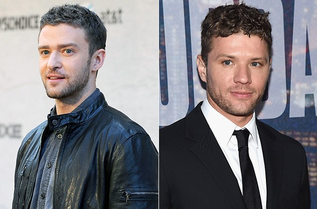 Justin Timberlake; Ryan Phillipe