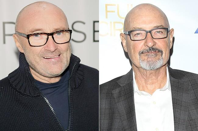 Phil Collins; Terry O'Quinn