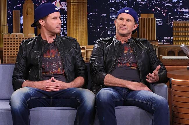 Will Ferrell; Chad Smith