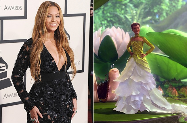 Beyonce in Epic