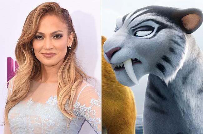 Jennifer Lopez in Ice Age