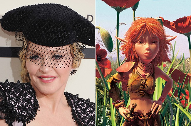 Madonna in Arthur and the Invisibles