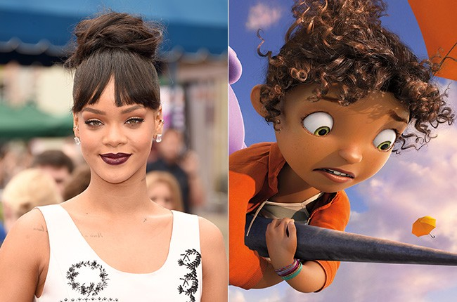 20 Musicians Who Ve Gotten Animated In Movies Rihanna Beyonce Taylor Swift More Billboard