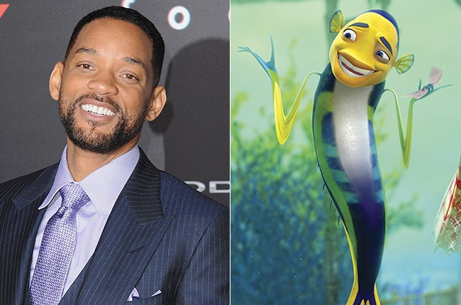 Will Smith in Madagascar