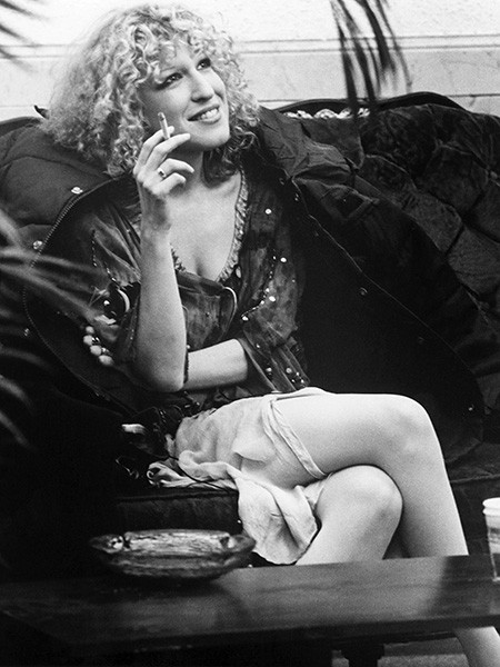 Bette Midler in The Rose (1979)