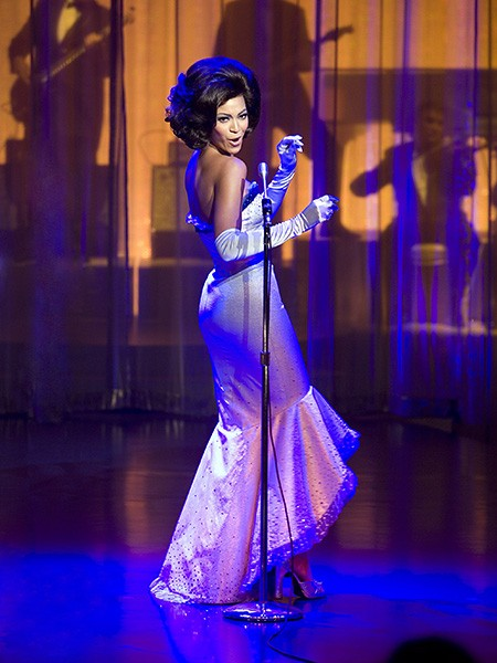 Beyonce in Dreamgirls (2006)