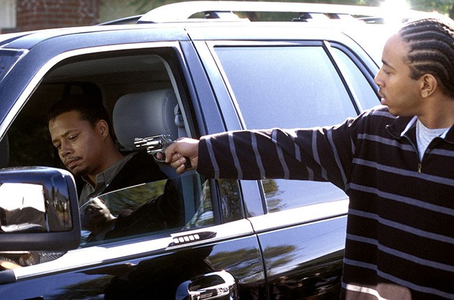 Ludacris in Crash (2004)