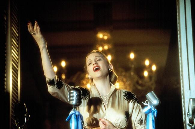 Madonna in Evita (1996)