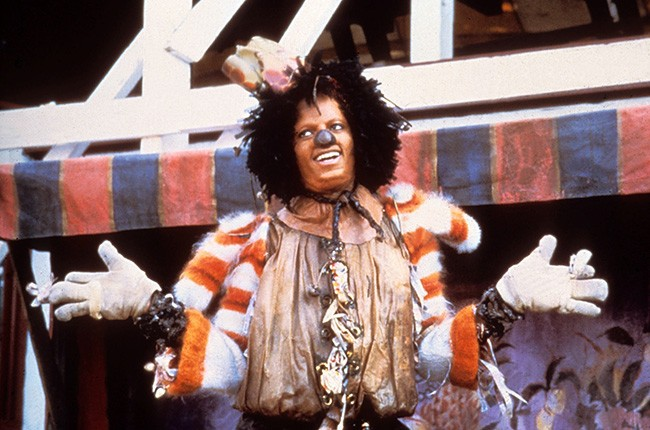 Michael Jackson in The Wiz (1978)