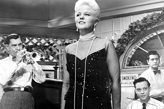 Peggy Lee in Pete Kelly's Blues (1955)