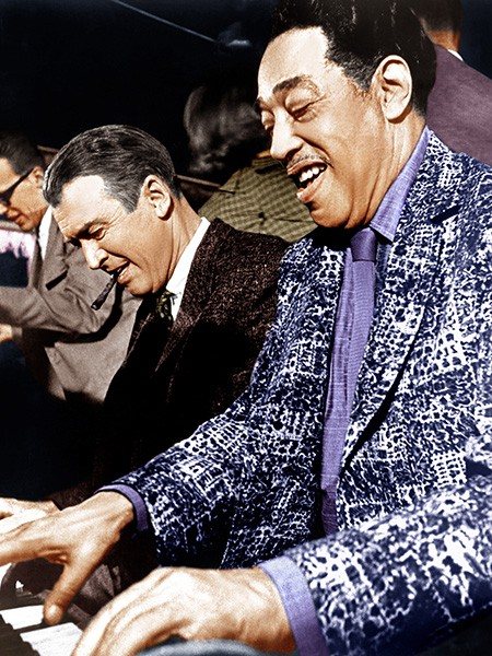 Duke Ellington in Anatomy of a Murder (1959)