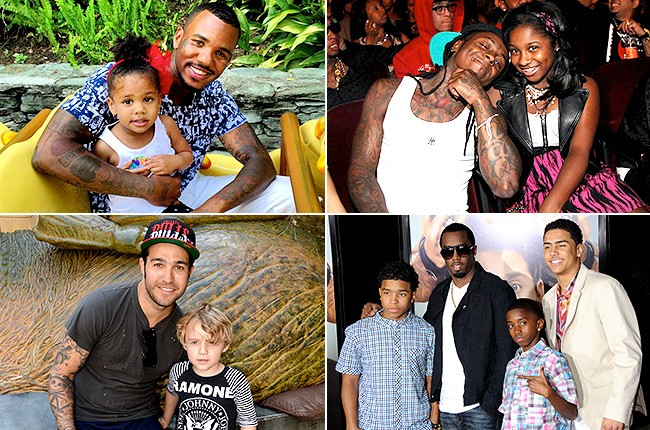 Father's Day: Music Dads