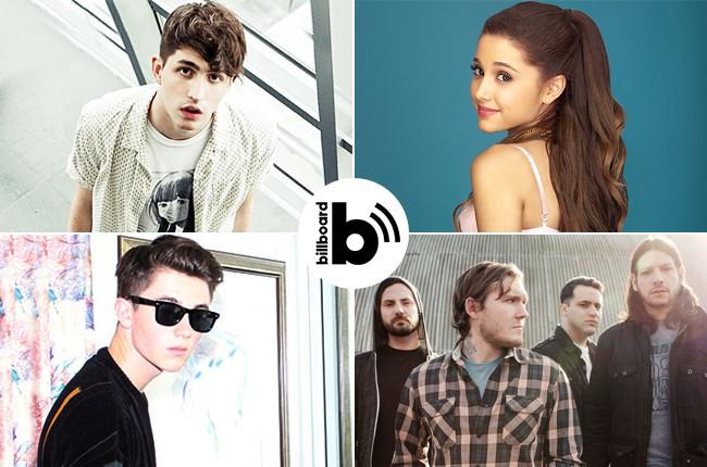 Must Hear Music Podcast featuring Porter Robinson, Ariana Grande, Greyson Chance & Gaslight Anthem
