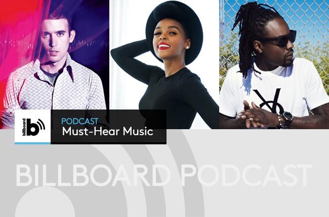 Must Hear Music Podcast featuring Sufjan Stevens, Janelle Monae, Wale & more.
