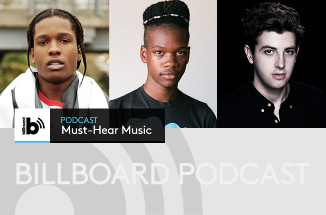 Must Hear Music Podcast: A$AP Rocky, Shamir, Jamie XX