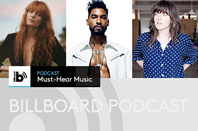 Must Hear Music Podcast: Florence and the Machine, Miguel, Courtney Barnett