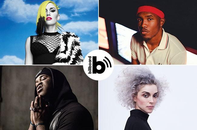 Must Hear Music Podcast featuring: Gwen Stefani, Frank Ocean, A$AP Ferg and St. Vincent
