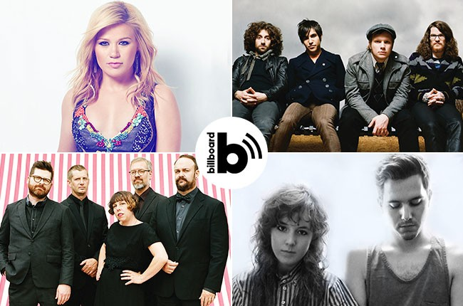Must Hear Music Podcast featuring: Kelly Clarkson, Fall Out Boy, The Decemberists, and Purity Ring