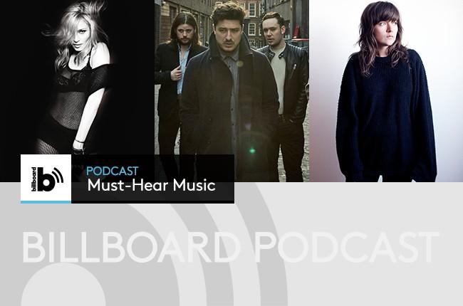 Must Hear Music Podcast: Madonna, Will Butler, Courtney Barnett, Joanna Gruesome, Mumford & Sons