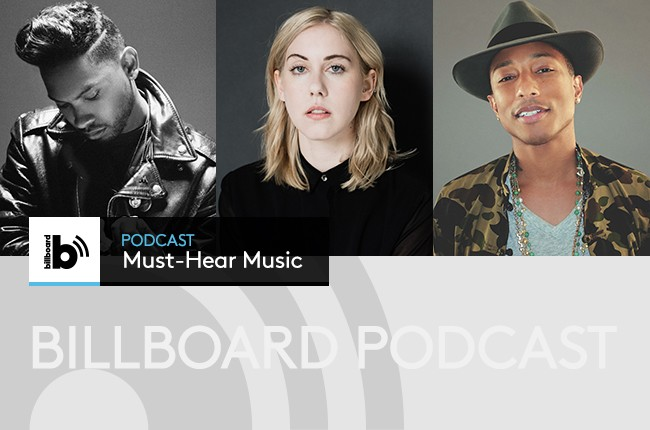 Must Hear Music Podcast: Miguel, Torres, Pharrell