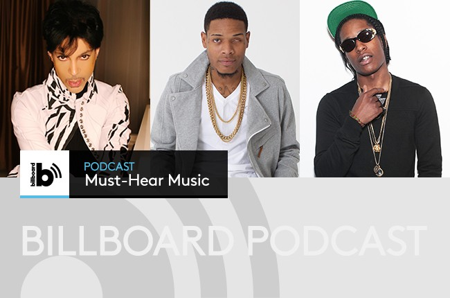 Must Hear Music Podcast: Prince, Fetty Wap ft. Gucci Mane, A$AP Rocky