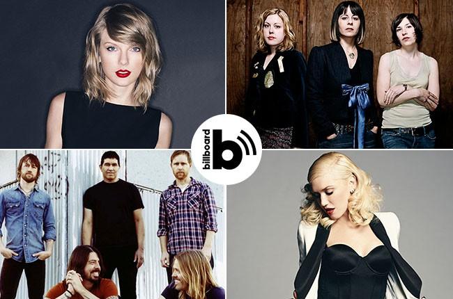 Must Hear Music Podcast featuring Taylor Swift, Sleater-Kinney, Foo Fighters & Gwen Stefani