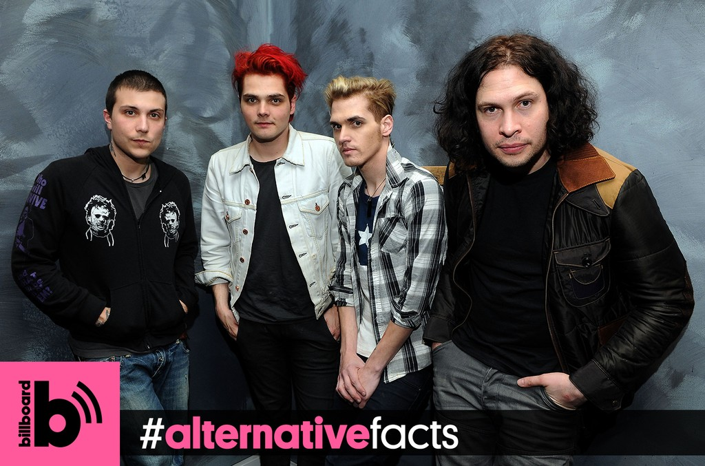 #AlternativeFacts Podcast: My Chemical Romance