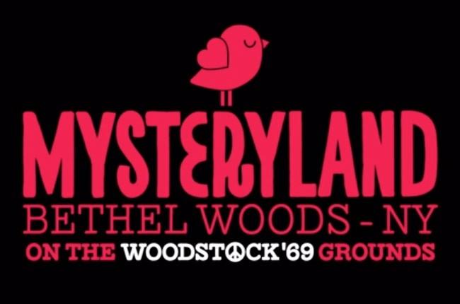 Mysterland Logo