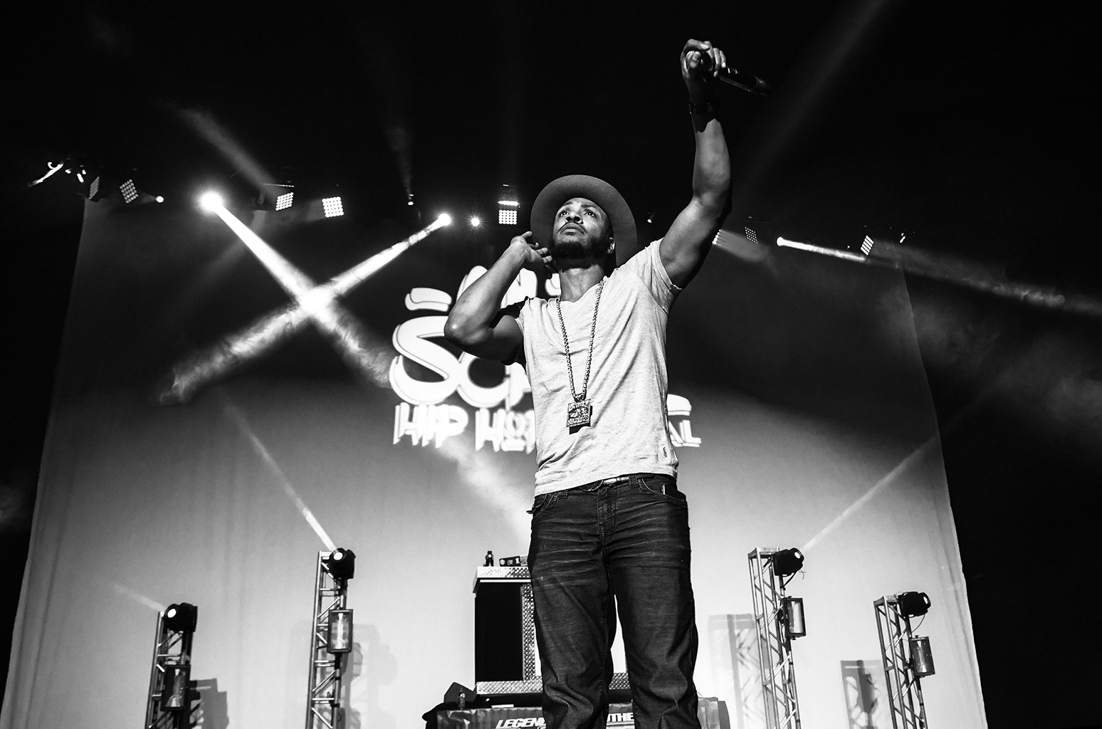 Mystikal performs in 2016