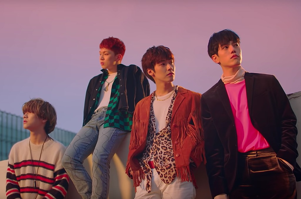 K-Pop Band N.Flying Move Past Controversy Thanks to Sleeper Hit 'Rooftop':  'We Are Extremely Lucky' | Billboard