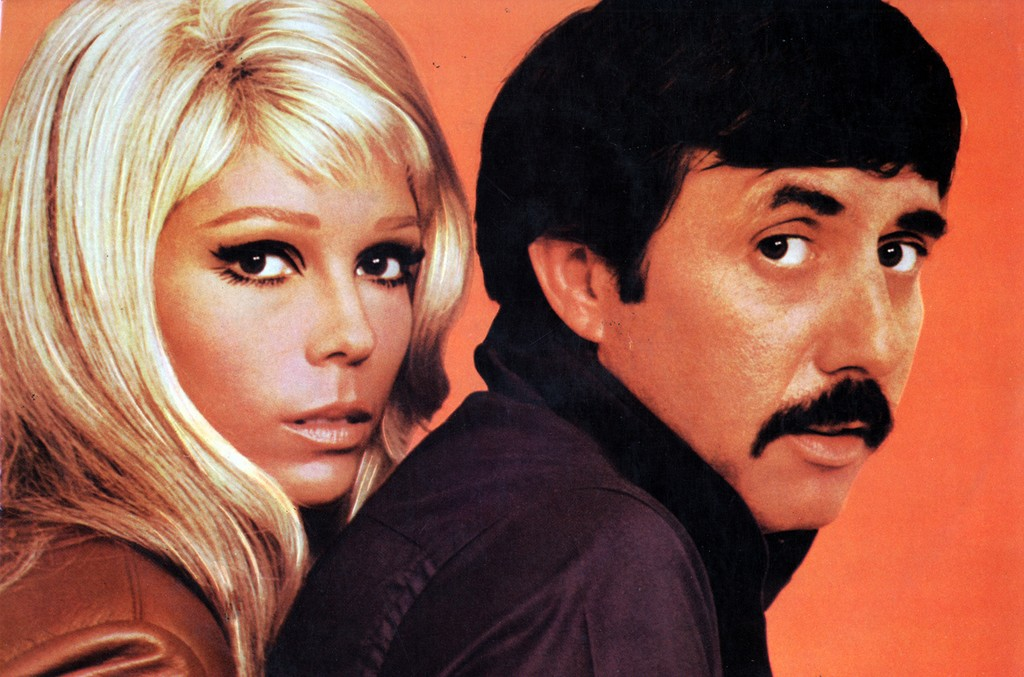 Nancy Sinatra and Lee Hazlewood