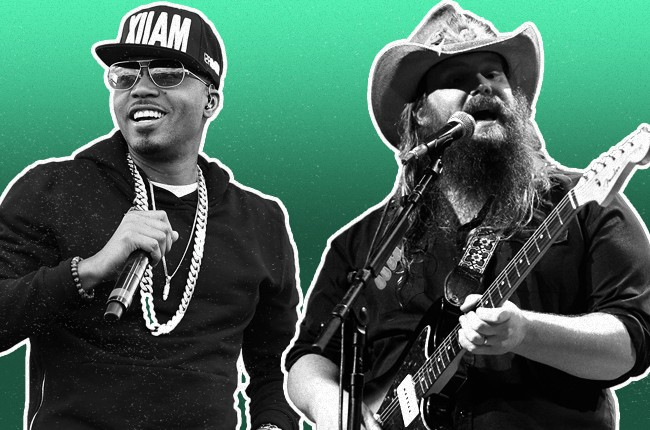 Nas, Chris Stapleton