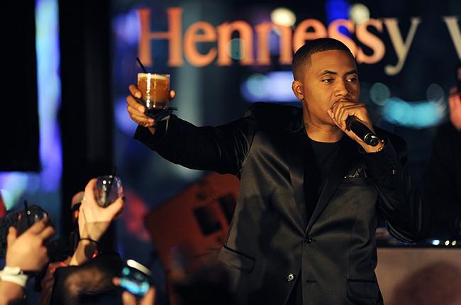 Nas Hennessy 2016