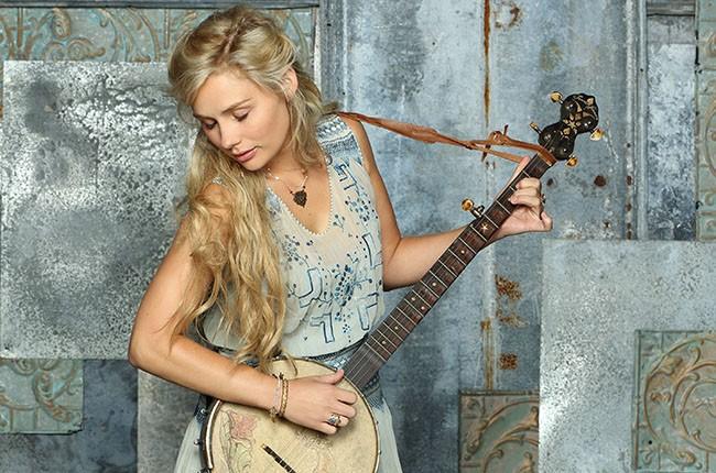 Clare Bowen as Scarlett O'Connor on Nashville