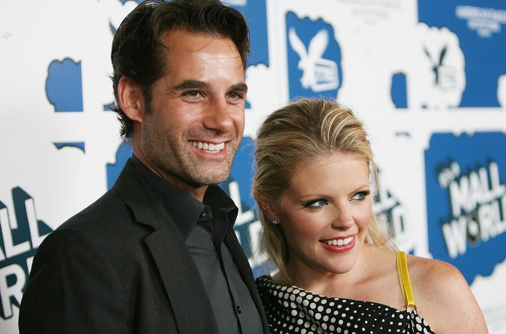 Adrian Pasdar & Natalie Maines, 2007